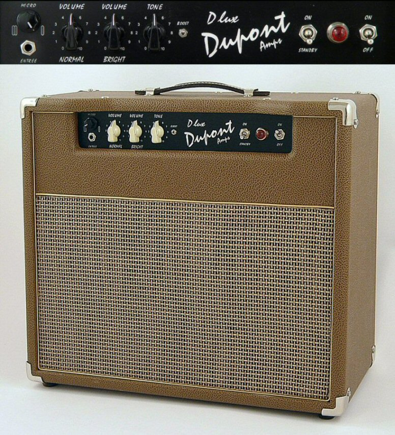 Amplifier Dlux Dupont
