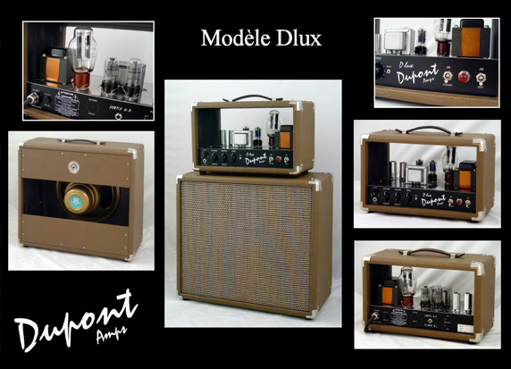 Amplifiers Dlux Dupont