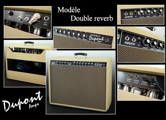 Amplifier Double Reverb Dupont