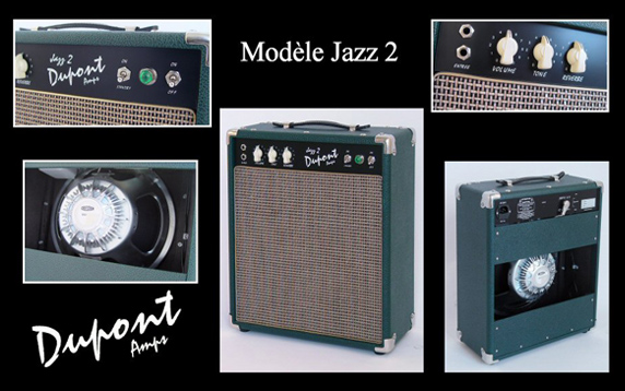Ampli Jazz Combo Dupont