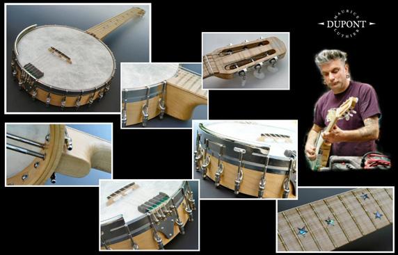 Special Order : Banjo Sanseverino