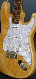 Electric guitar Stratocaster SDNS Dupont