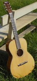 Folk guitar Dupont - 000-45 Model
