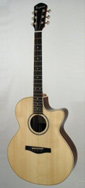 Folk guitar Dupont - ABJ50B Model