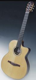 Folk guitar Dupont - Concert guitar Nylon string CFN30