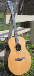 Folk guitar Dupont - Jumbo-FL30 Model