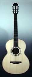 Folk guitar steel-string Large Auditorium