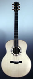 Folk guitar steel-string Jumbo