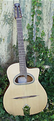 Gypsy Swing guitar - Maccafferi Model