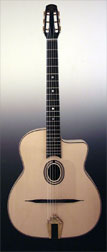 Gypsy Swing guitar - Selmer Model