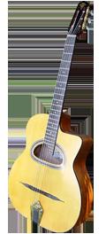 Gypsy swing guitar Dupont - Selmer Model MC100