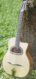 Gypsy swing guitar Dupont - Selmer Model MC50