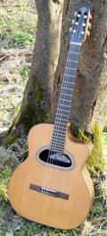 Gypsy swing guitar Dupont - Modèle Selmer MC100
