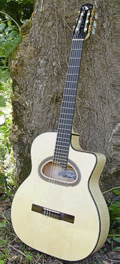 Gypsy swing guitar Dupont - Selmer MCC20 Model