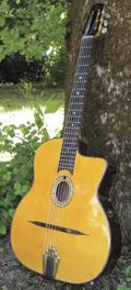 Gypsy swing -Selmer guitar-MD50 Model