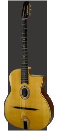 Gypsy swing -Selmer guitar-MD50B Model