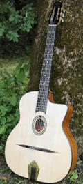 Gypsy swing -Selmer guitar-MD60 Model
