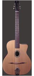 Gypsy swing -Selmer guitar-Nomade Model