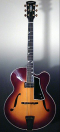guitar Dupont - Orchestre17 Model