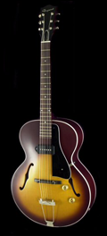 guitar Dupont -  Saint-Louis Model
