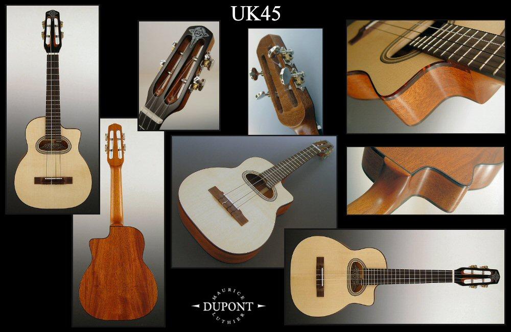 Mandolins mandols gypsy jazz ukuleles or bouzouki for Guitar domont