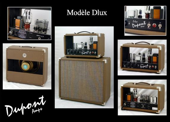 Amplis Dlux Dupont