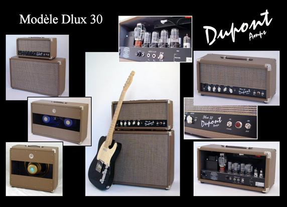 Amplis Dlux30 Dupont