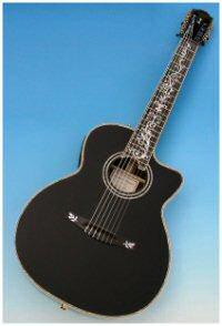 Guitare Dupont - Commande Spéciale CFN10-Johnny