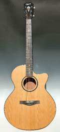 Guitare Folk Dupont - ABJ Modèle ABJ100