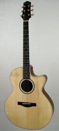 Guitare Folk Dupont - ABJ Modèle ABJ50