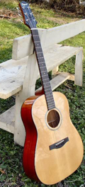 Guitare Folk Dupont - Modèle Advanced Jumbo-AJ45