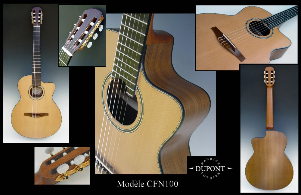 Meilleures guitares à cordes en nylon