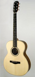 Guitare Folk Dupont - Concert Modèle CFN28