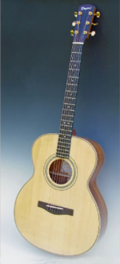Guitare Folk Dupont - Concert Modèle CFN30