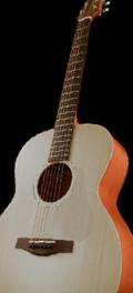 Guitare Folk Dupont - Concert Modèle CFN95