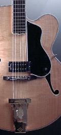 Guitare Dupont - Modèle ATP17