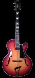 Guitare Dupont - Modèle ATTM16