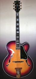 Guitare Dupont - Modèle Excellence17