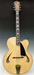 Guitare Dupont - Modèle Pearl
