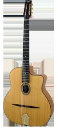 Guitare Jazz Manouche Dupont - Type Busato-Standard
