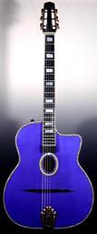 Guitare Dupont - Jazz Manouche Spéciale