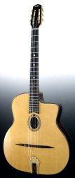Guitare Dupont - Type Busato