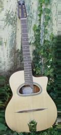 Guitare Jazz Manouche Dupont - Modèle Selmer Nomade MACCA