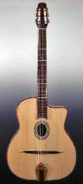 Guitare Jazz Manouche Modèle Unique Dupont