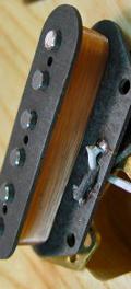 Micros Dupont - Guitares Tele